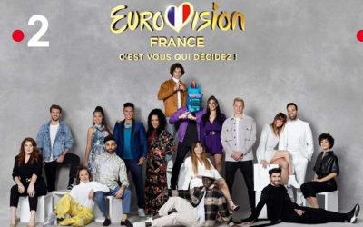 Eurovision 2021 : Philippine et Céphaz en lice pour représenter la France !