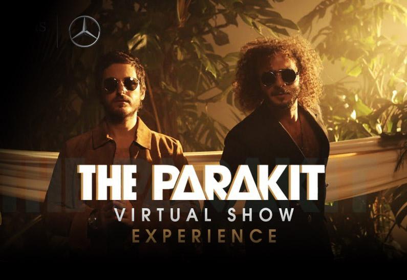 Mercedes-Benz Paris confie son nouveau GLA au groupe The Parakit