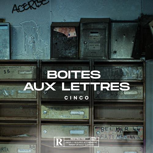 """Cinco """"Boîtes aux Lettres"""""""