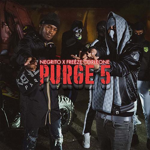 """Negrito """"La Purge 5"""""""