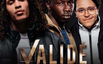 HATIK, rappeur et acteur à l'affiche de Validé