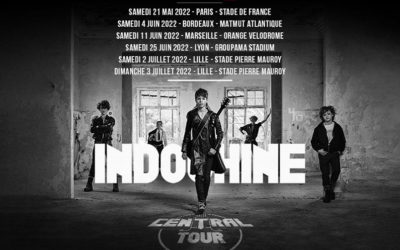 Indochine Central Tour reporté en 2022