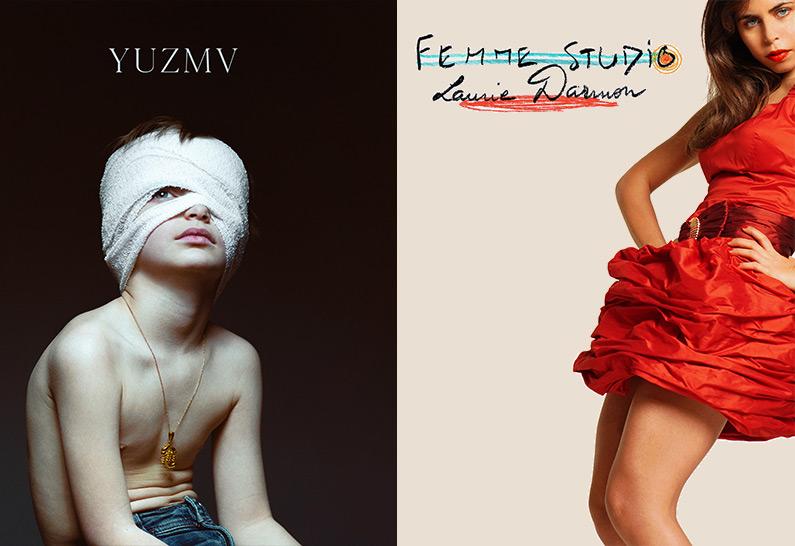 Les albums de YUZMV et Laurie Darmon