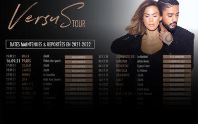 VersuS Tour : report et nouvelles dates en 2022