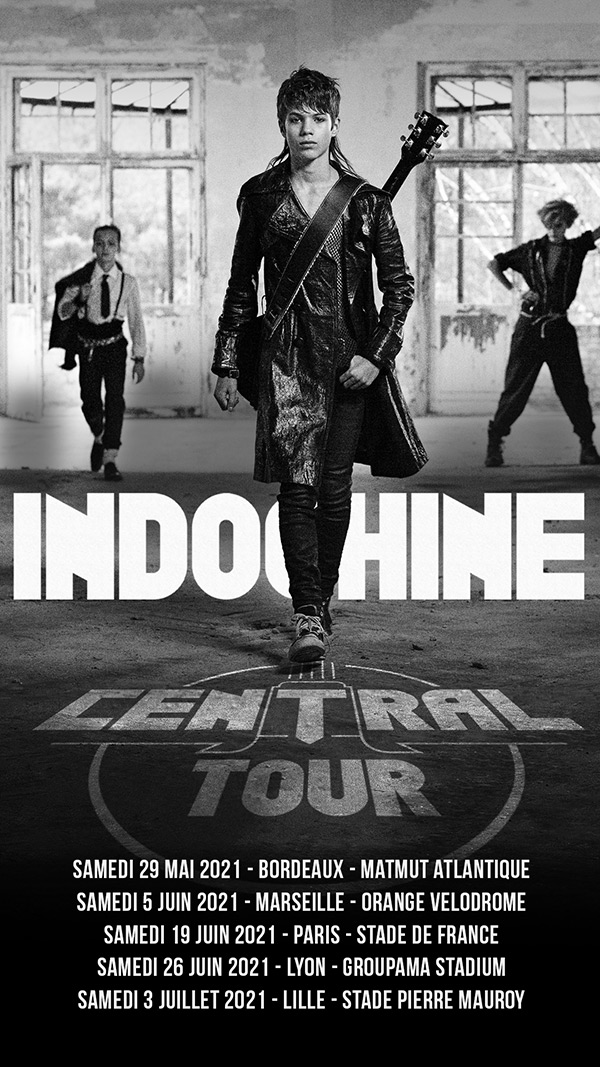 Indochine Central Tour 2021