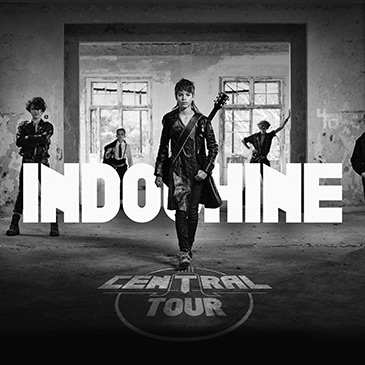 Indochine Central Tour
