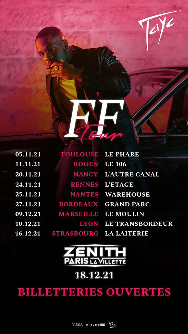 Tayc FF Tour 2021