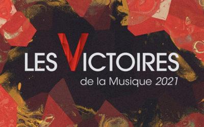 Hatik et Camélia Jordana nommés aux Victoires de la Musique